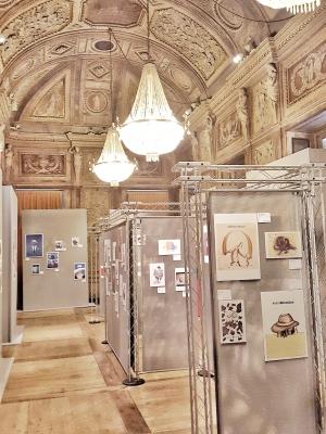 Mostra BorsalinArte Palazzo Cuttica 2018