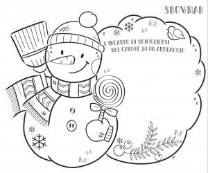 SNOWMAN -  scienze