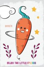 DAKOTA la carota che gira nella ruota