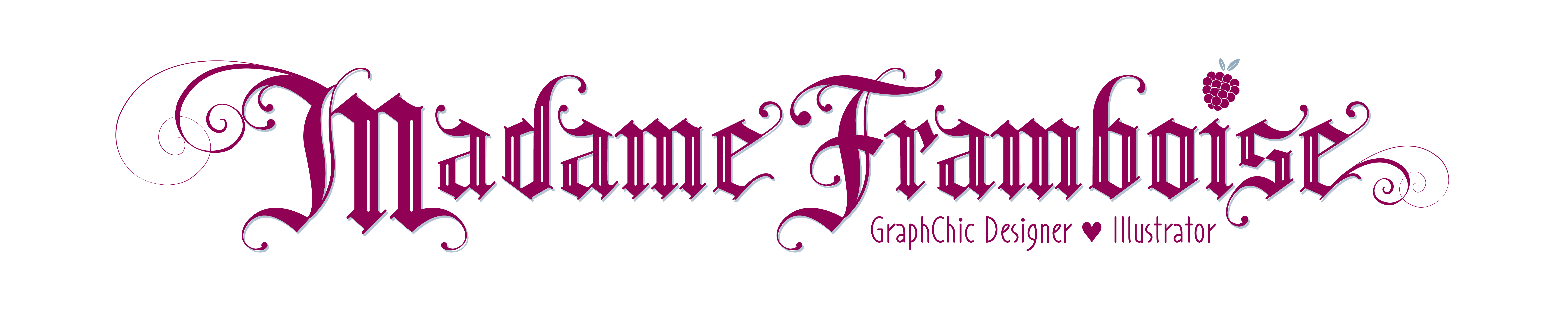 Madame Framboise | GraphCHIC Design & Illustration