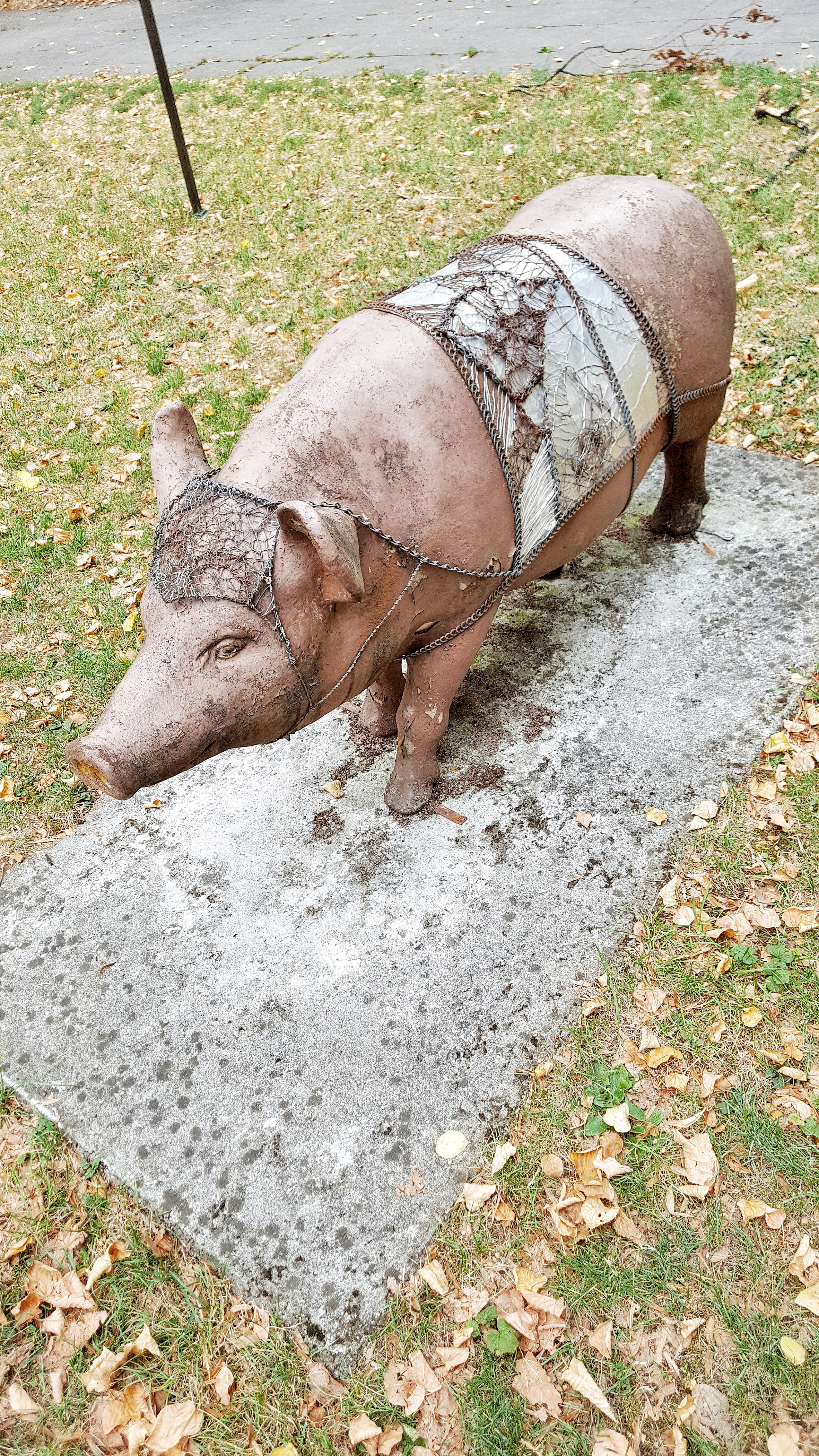 SCHWEINEMUSEUM - MUSEO DEL MAIALE - STOCCARDA