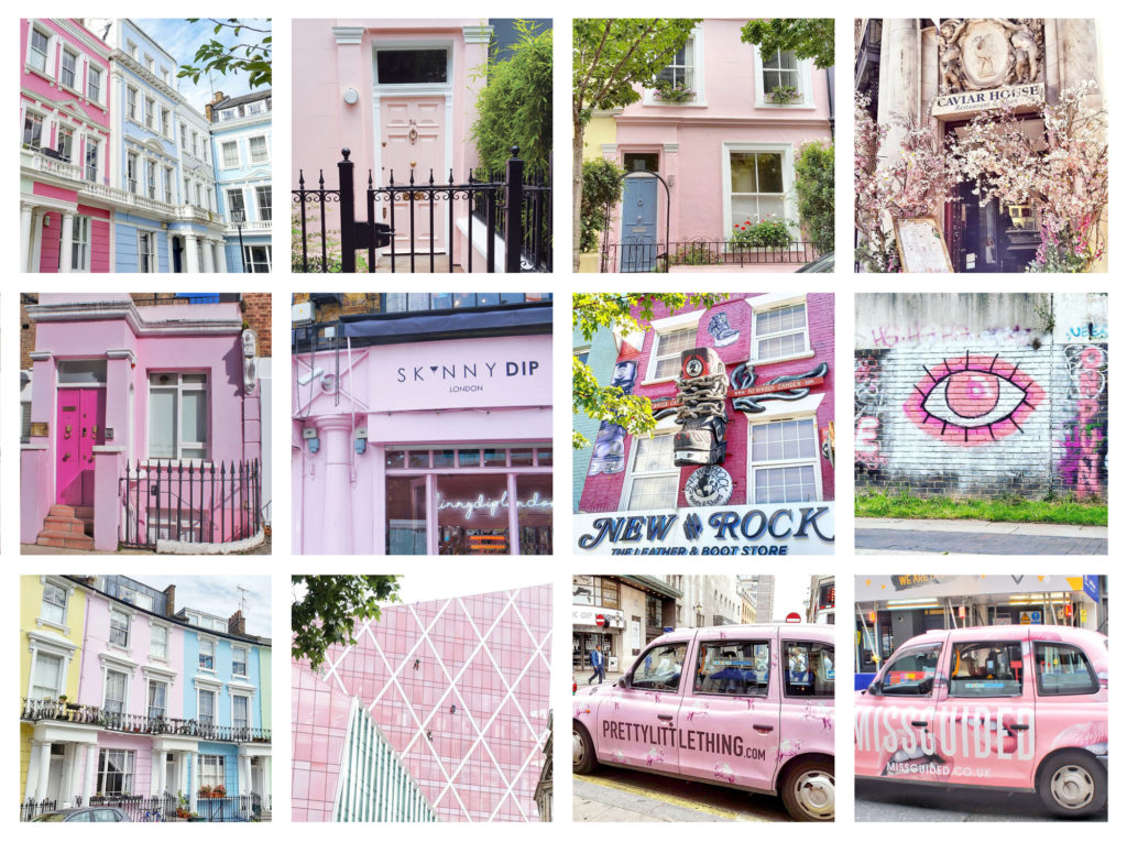 pink london