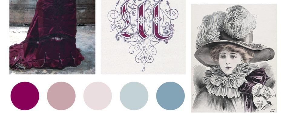 palette madame framboise