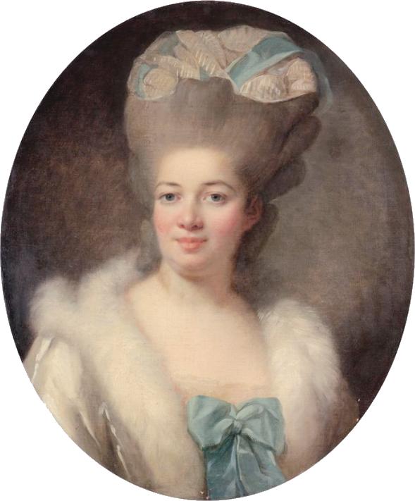 Rose Bertin ritratta da Vigée Lebrun