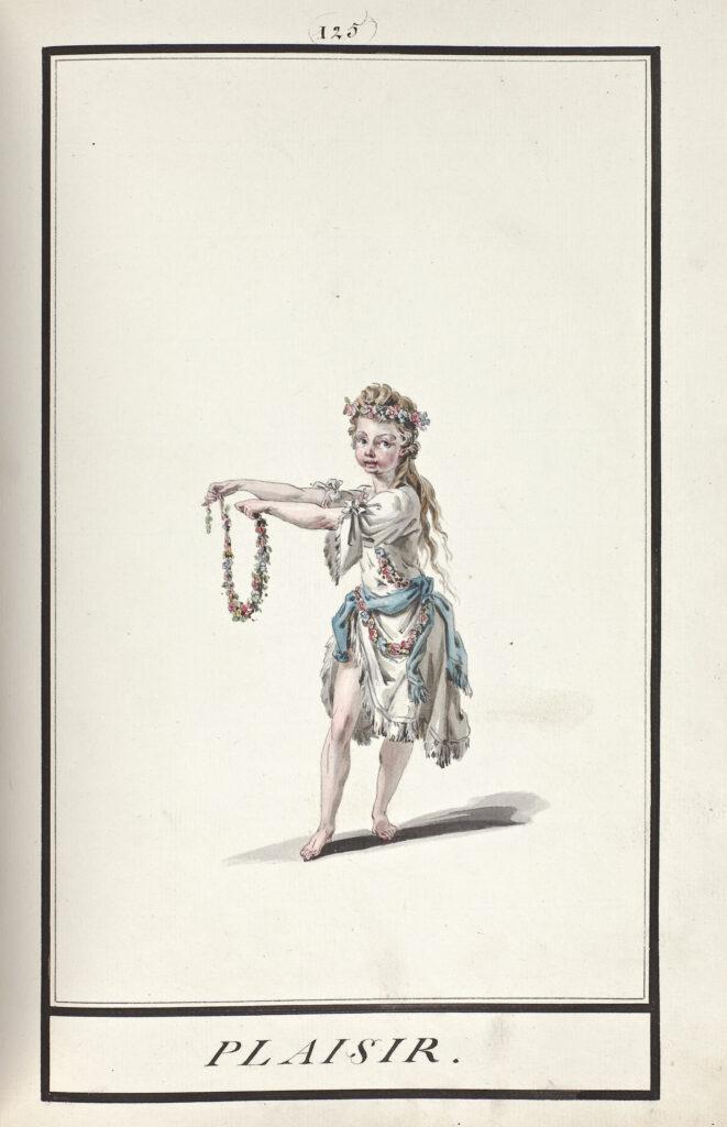 costumi per il balletto